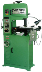 Vertical Bandsaw With Auto SlidingTable model 360D