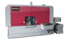 HIGH-PERFORMANCE AUTOMATIC BANDSAWS HBM SERIES  HBM440A – HBM800A